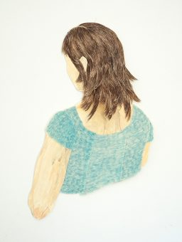Zeichnung / Scherenschnitt